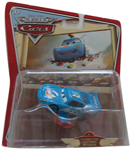 Disney Pixar World of Cars - Lightning Storm Lightning McQueen