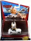 Cars 2 Movie - Oversized Pope Pinion IV