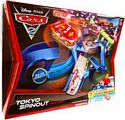 Cars 2 Movie - Tokyo Spinout Track Set