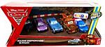 Cars 2 Movie - Paris Espionage 5-Pack - Race Team Mater, Finn McMissile, Tomber, Holley Shiftwell, Raoul Caroule