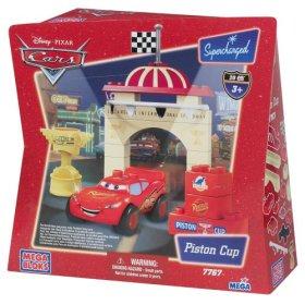 Cars Mega Bloks - Piston Cup 7767