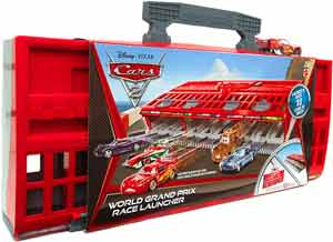 Cars 2 Movie - World Grand Prix Race Launcher