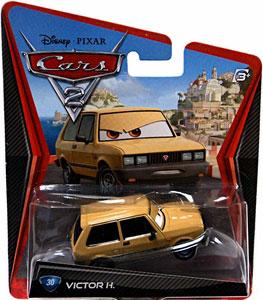 Cars 2 Movie - Victor H