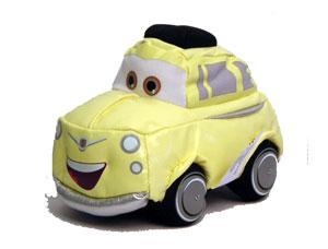 Cars Disney Movie - Luigi Smash & Yak