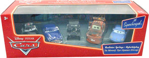 Radiator Springs Gift Pack