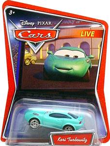 Disney Cars Supercharged - Kori Turbowitz
