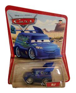 Cars The Movie Die-Cast: DJ