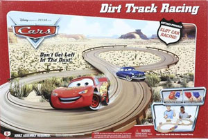 Cars The Movie: Dirt Track Racing