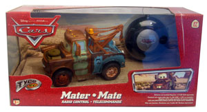 Cars The Movie Die-Cast: Tyco RC Mater