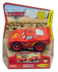 Shake N Go - Lightning McQueen