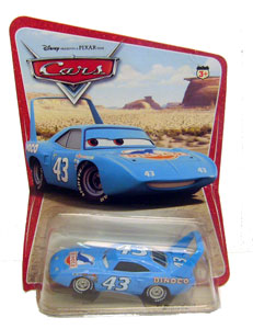 Cars The Movie Original Die-Cast: King