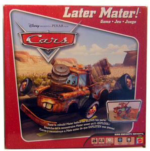 Cars The Movie Die-Cast: Later Mater