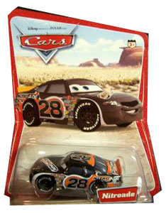 Cars The Movie Original Die-Cast: Nitroade