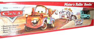 Cars The Movie: Mater Rollin Bowlin