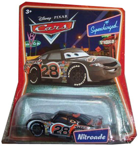 Cars The Movie Die-Cast: Supercharged Nitroade