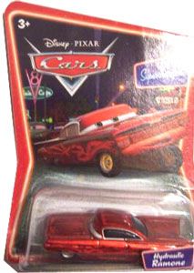 Cars The Movie Die-Cast: Supercharged Hydraulic Red Ramone