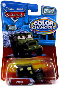 Color Changers - Sarge
