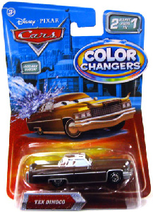 Color Changers - Tex Dinoco