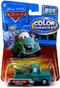 Color Changers - New Mater