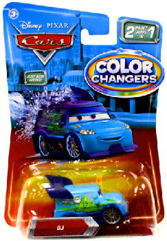 Color Changers - DJ