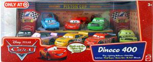Disney Pixar Cars - Dinoco 400