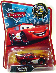 Final Lap - Radiator Springs Lightning McQueen