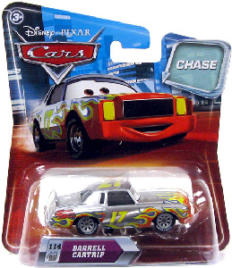 Cars Lenticular Eyes 2 - CHASE Darrell Cartrip