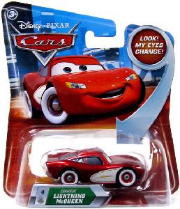 Cars Lenticular Eyes 2 - Cruisin Lightning McQueen