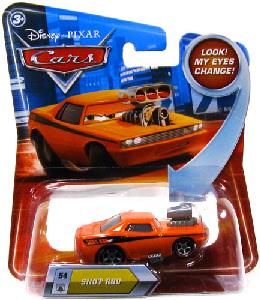Cars Lenticular Eyes 2 - Snot Rod