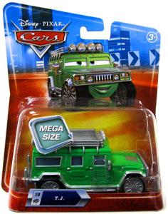 Disney Cars - Mega Size - T.J.