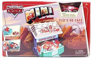 Cars Mini Adventure - Flo V8 Cafe