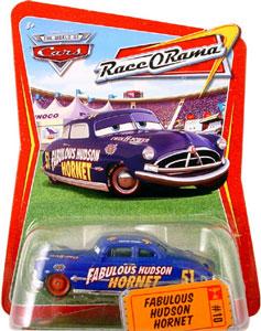 Race O Rama - Fabulous Hudson Hornet