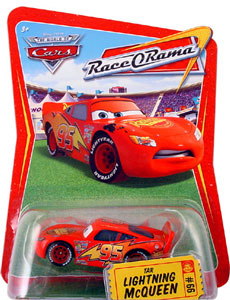 Race O Rama - Tar Lightning McQueen