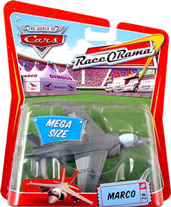 Race O Rama - Mega Size Marco