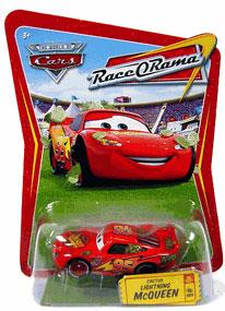 Race O Rama - Cactus Lightning McQueen