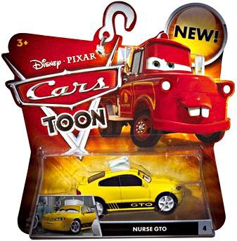 Cars Toon - Nurse GTO
