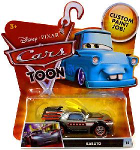 Cars Toon - Kabuto