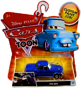 Cars Toon - Ito San