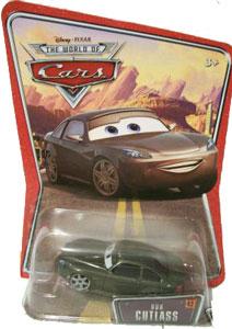 Disney Pixar World of Cars - Bob Cutlass