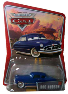World of Cars - Doc Hudson