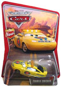 Disney Pixar World of Cars - Charlie Checker