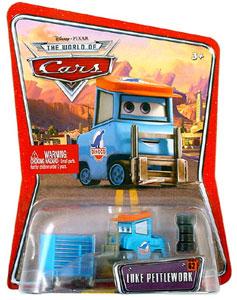 Disney Pixar World of Cars - Luke Pettlework