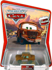 Disney Pixar World of Cars - Chase Fred