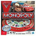 Disney Cars 2 Movie - Monopoly