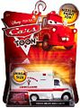 Cars Toon - Rescue Squad Ambulance
