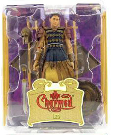 Charmed Gladiator Leo - Non Mint Package