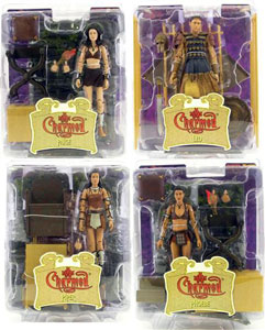 Charmed Series 2 Set of 4