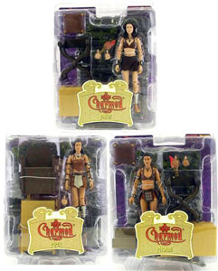 Charmed Series 2 Set of 3