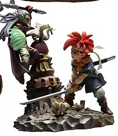 Chrono Trigger - Crono and Magus