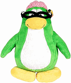 Club Penguin Plush - Aunt Artic